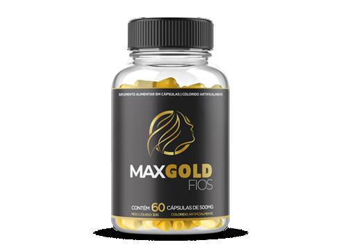 1 Pote Max Gold Fios