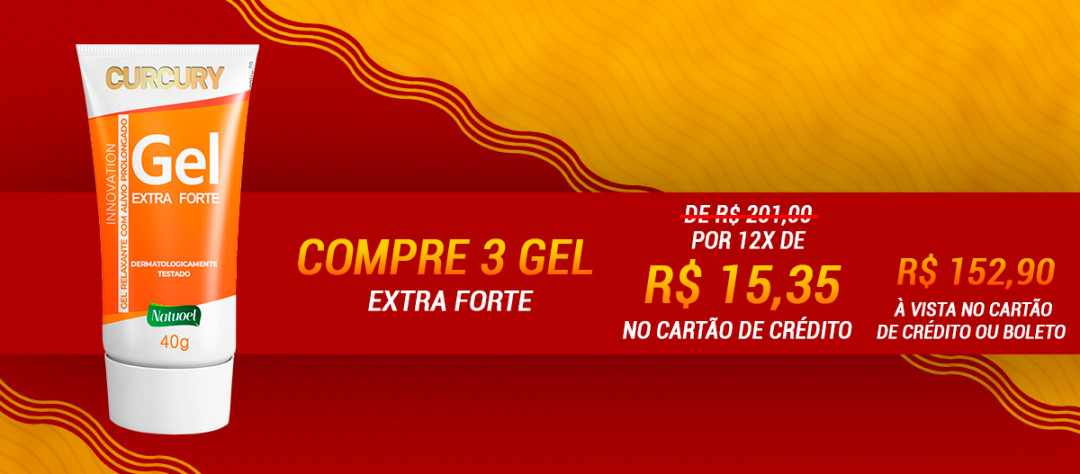 Curcury Gel Extra Forte