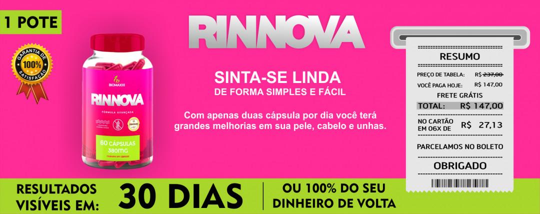 Rinnova - Colágeno Hidrolisado