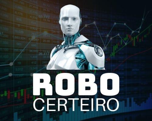 Robô certeiro - R$ 47,00