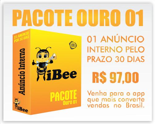 Pacote iBee Ouro 01