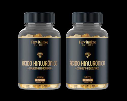 2 pote Revitalize Hialuronic ORDER BUMP