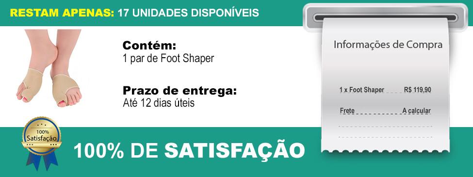 Foot Shaper