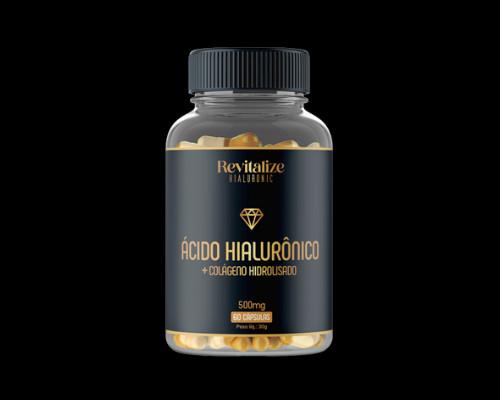 1 pote Revitalize Hialuronic