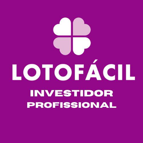 Lotofácil Investidor Profissional