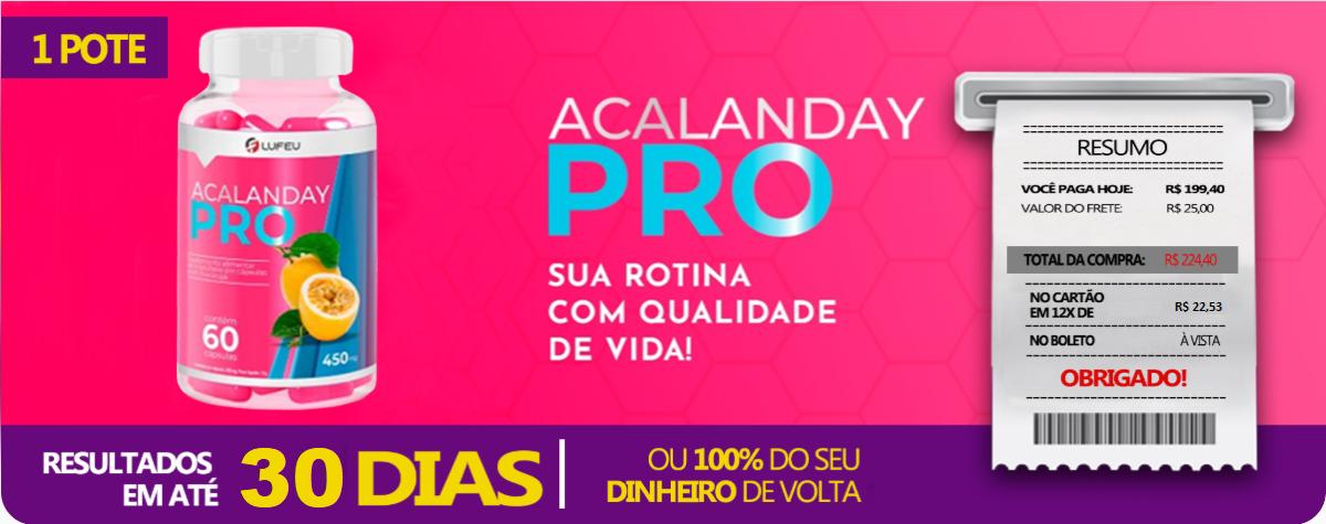 Acalanday Pro