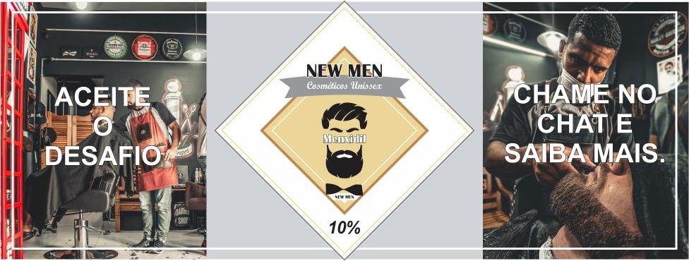 New Men Minoxidil 10%